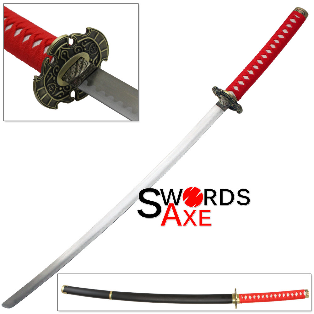 how to clean a samurai sword