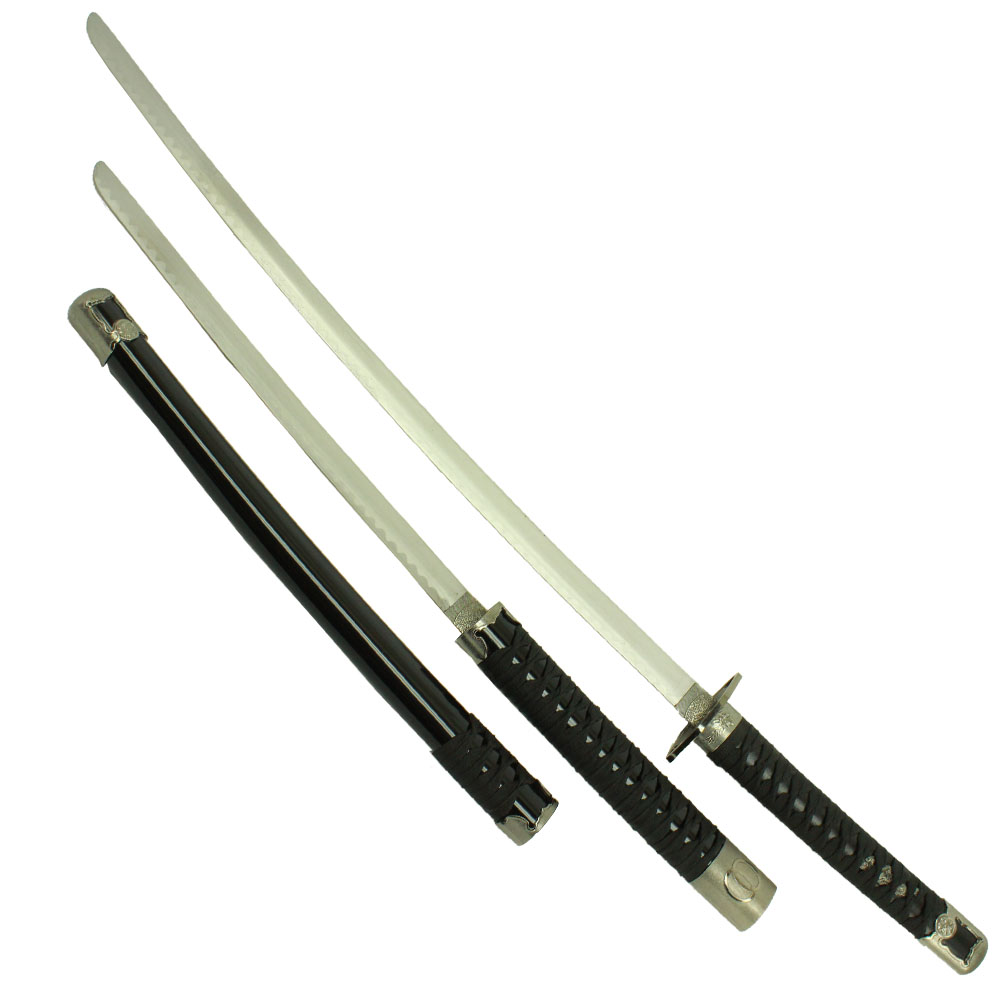 Samurai Katana and Kodachi Dual Set