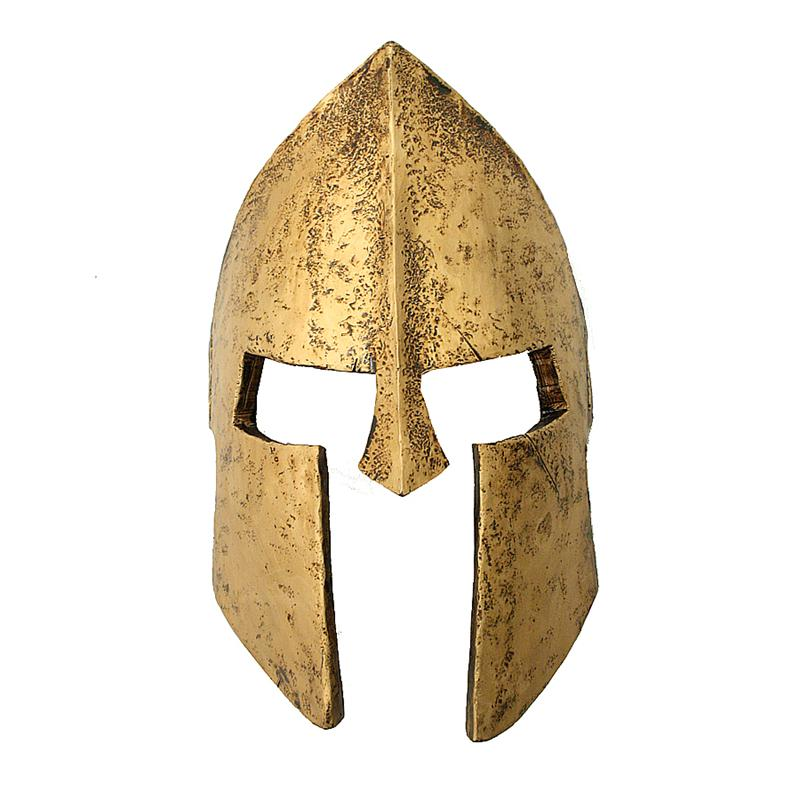 Spartan Greek Warrior Helmet Mask - 300Greek War Helmet Drawing