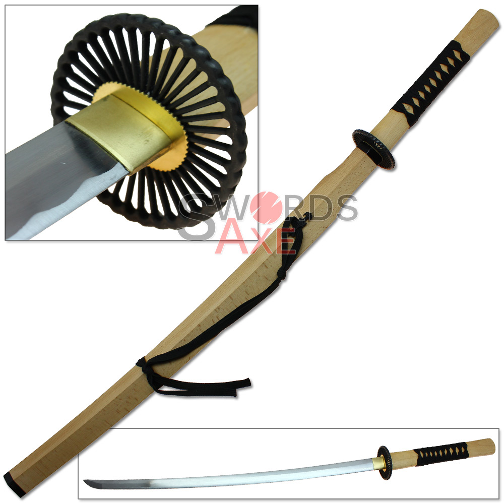 Sugoi Steel Ronin Sword Tengu Battle Ready 1060 High