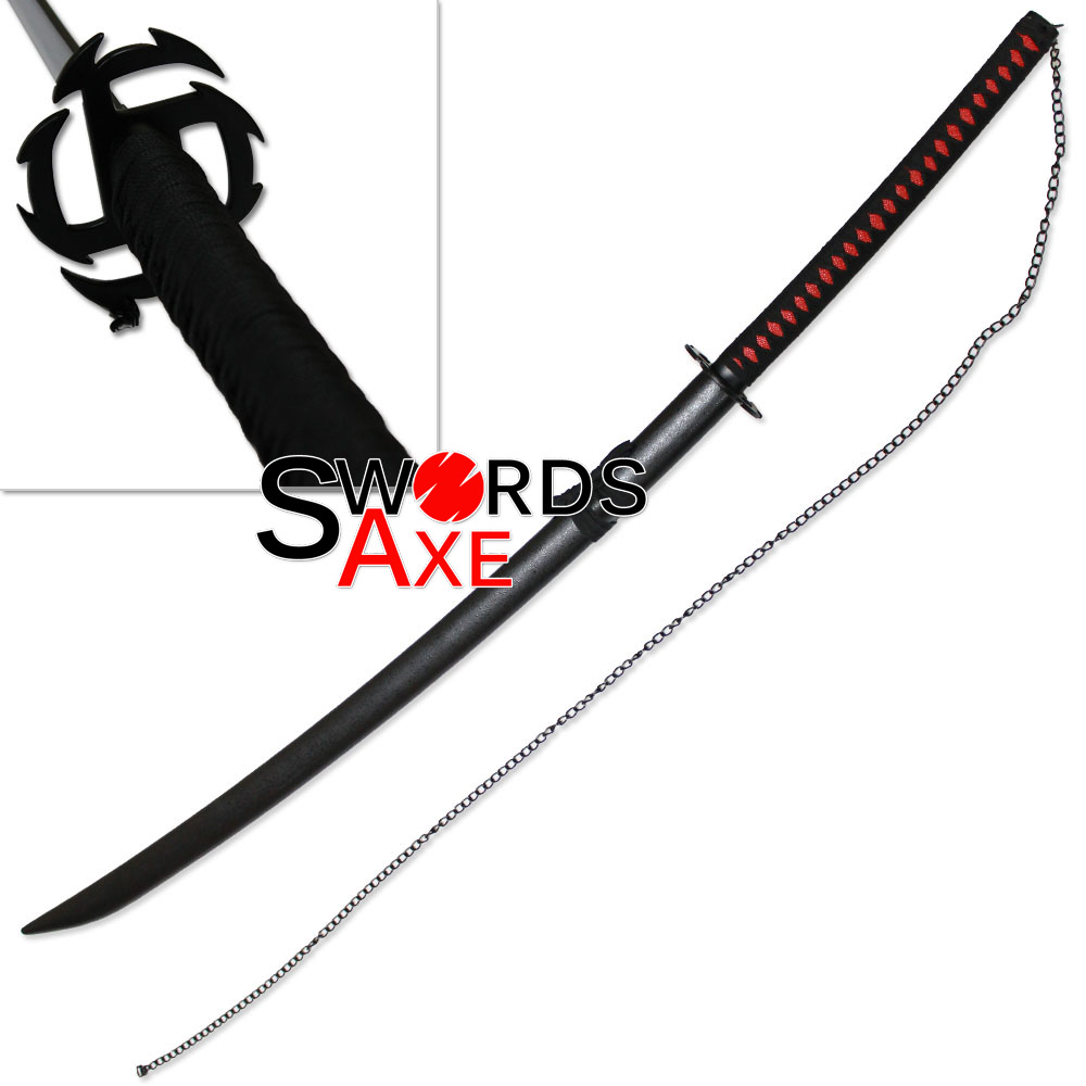 Ichigo tensa bankai sword inspired by anime