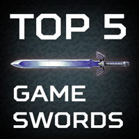 Top Five Video Game Swords