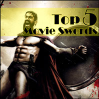 Top 5 Movie Swords Blog