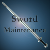 Sword Maintenance