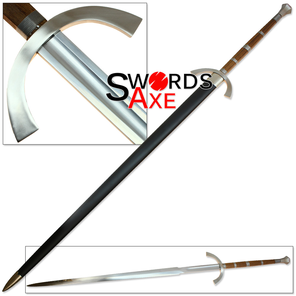 Cold Two Handed Great Sword Functional 1060 Forged Steel