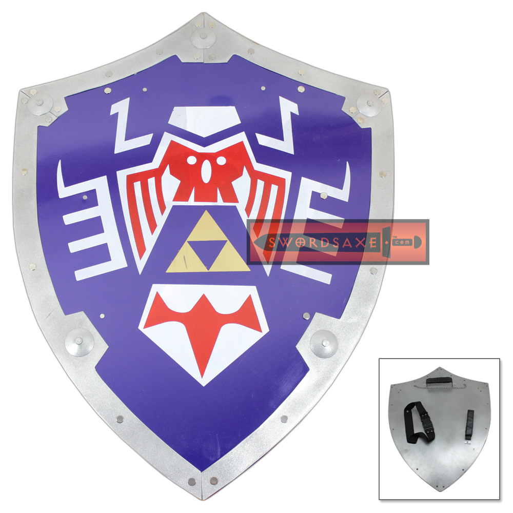 Legend Of Zelda Steel Majora S Mask Link S Triforce Hylian