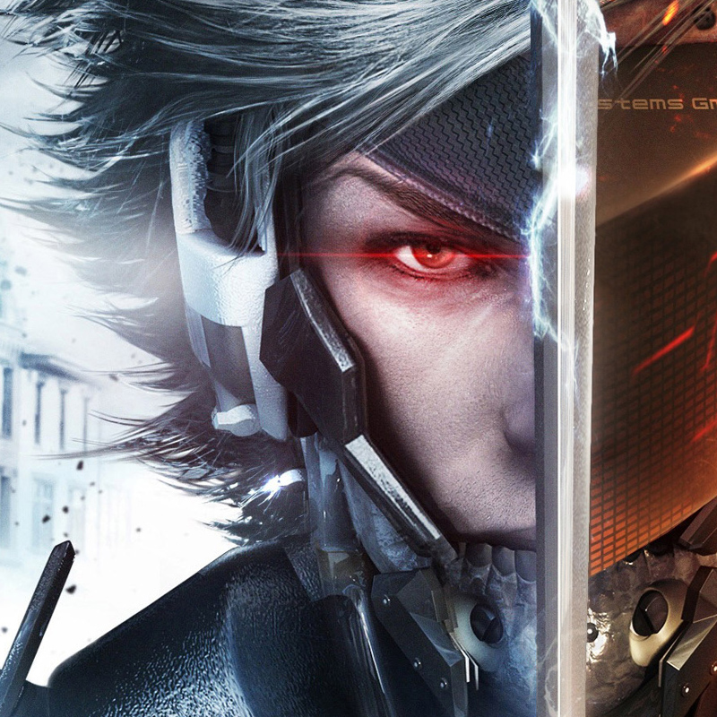 Metal Gear Rising: Revengence Coming to MAC